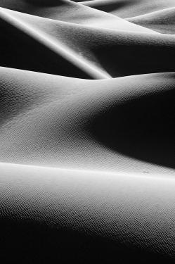 Sinuous Dunes, Death Valley B85S3572